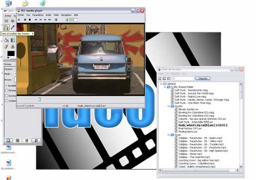 VideoLAN - VLC media player 0.8.6 Beta 2a