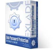 Disk Password Protection 4.8.930
