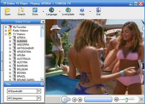 Online TV Player 4.0.10