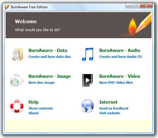 Как создать загрузочный диск windows 7 через burnaware free - Mi-k.ru