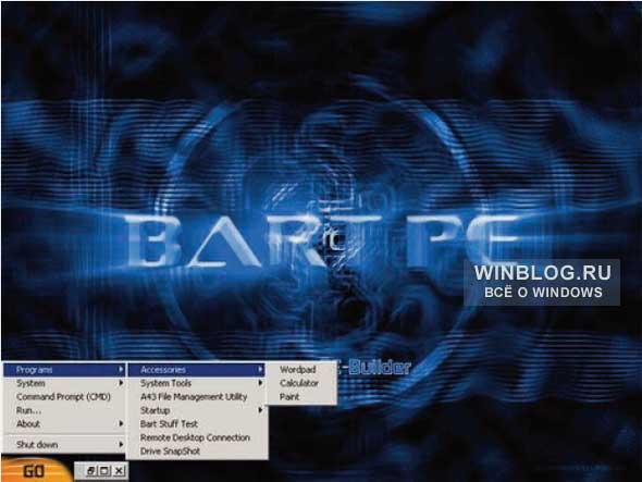 Создание загрузочного флэш-диска USB для запуска Windows XP