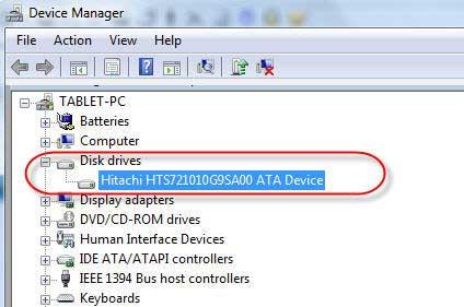 Увеличение производительности SATA дисков в Windows Vista