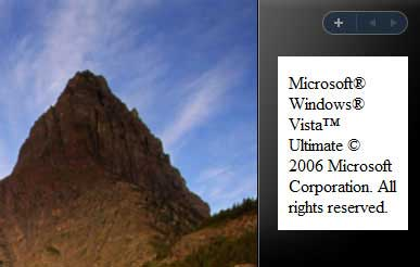 Использование скриптов в Windows Vista.