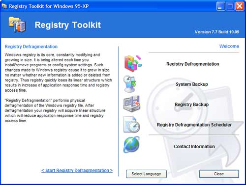 Advanced Registry Doctor 8.5.04.24 - ������������ ������