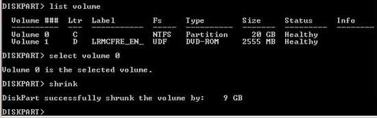 Windows Vista и XP на одном компьютере  - Vista ставится первой