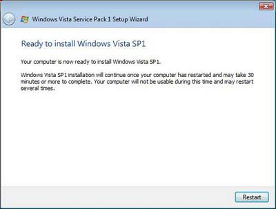 Обзор Windows Vista SP1 6001.16633