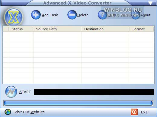 Advanced X Video Converter 5.0.0.1