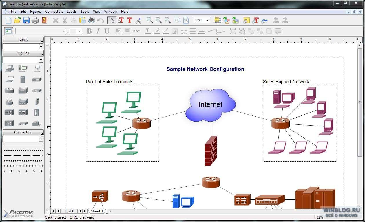 Десять программ для составления lt b gt схемы lt b gt сети на.