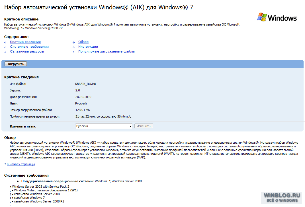 Windows 8 Aik