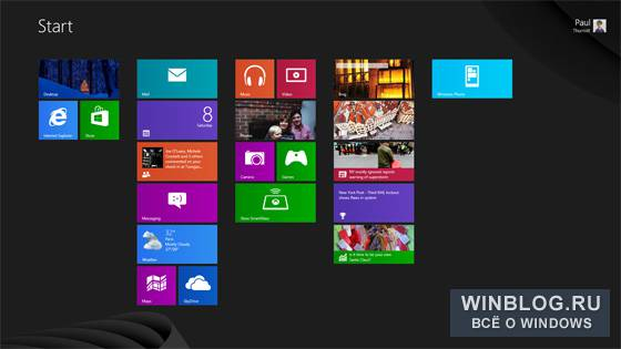 Совет пользователям Windows 8: смиритесь с переменами