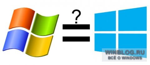 Повторит ли Windows 8 судьбу XP?