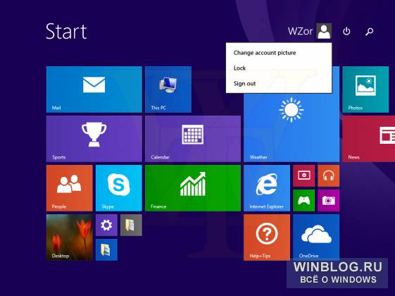 Обновление Windows 8.1 Update 1 утекло в Сеть – ко всеобщей тоске