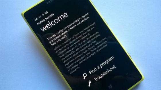 Windows Phone 8.1 больше не будут обновлять