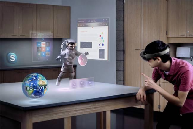 Microsoft сделает виртуальную реальность доступнее