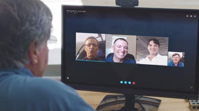 Skype Meetings: видеосовещания для малого бизнеса
