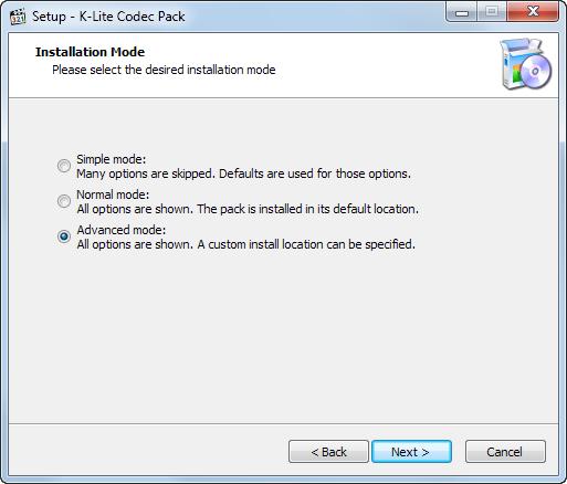 K lite codec pack для windows 7 скачать