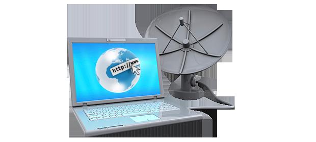недостатки спутникового интернета